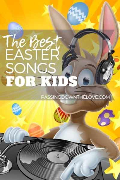 The best Easter songs for kids