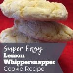 Lemon Whippersnappers Cookie Recipe