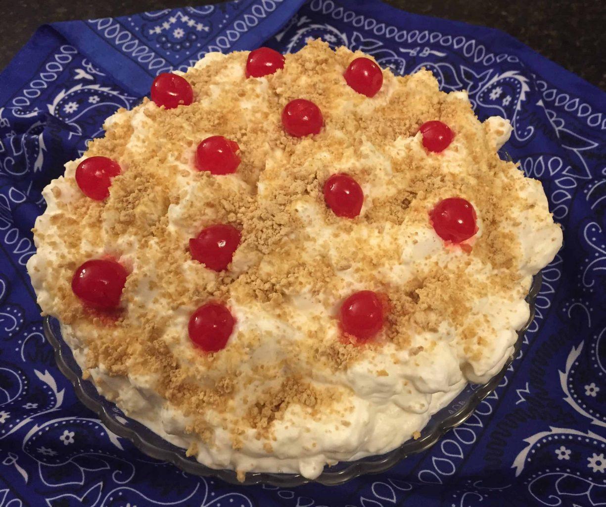 Whipped cream salad recipe