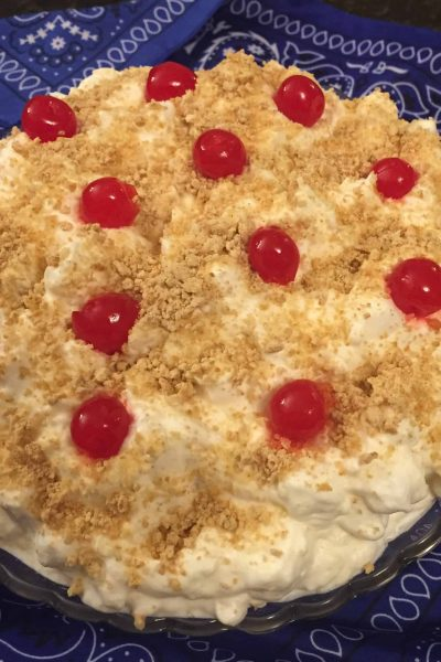 Whipped cream salad recipe