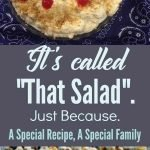 whipped cream salad