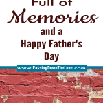 Father's Day memories