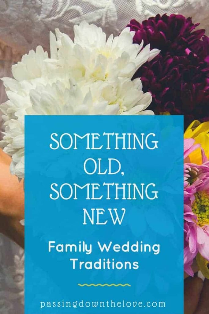 family wedding traditions