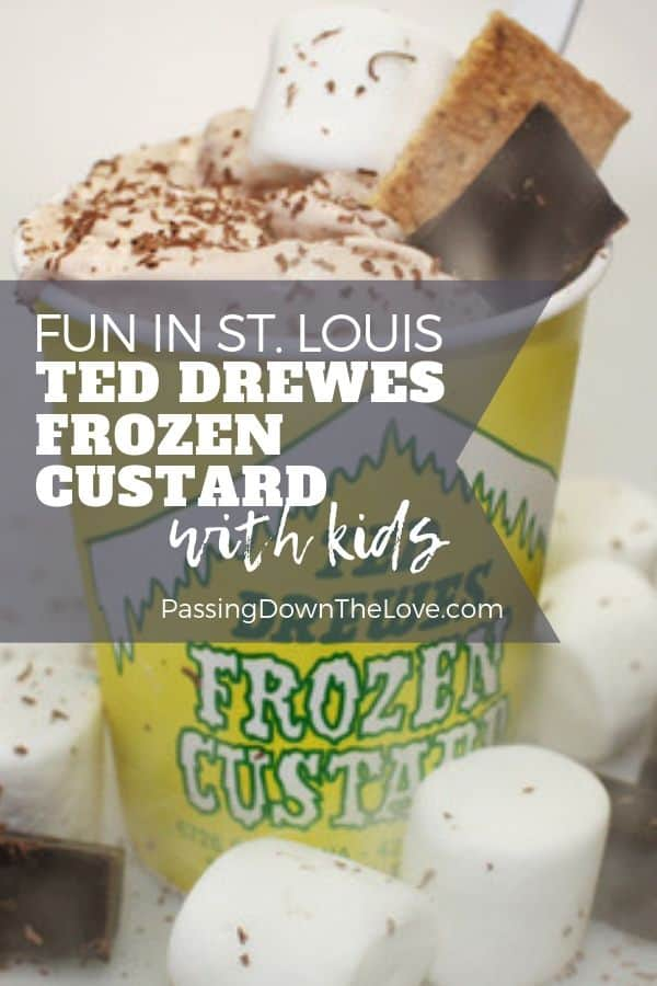 Ted Drewes Frozen Custard St. Louis, MO