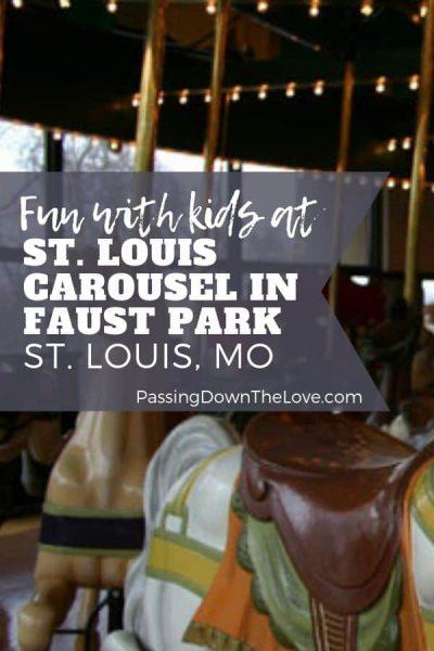 St. Louis Carousel Faust Park