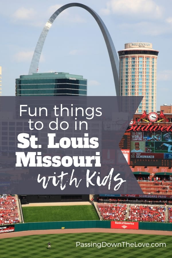 Unique And Fun Things To Do With Kids In St Louis Missouri