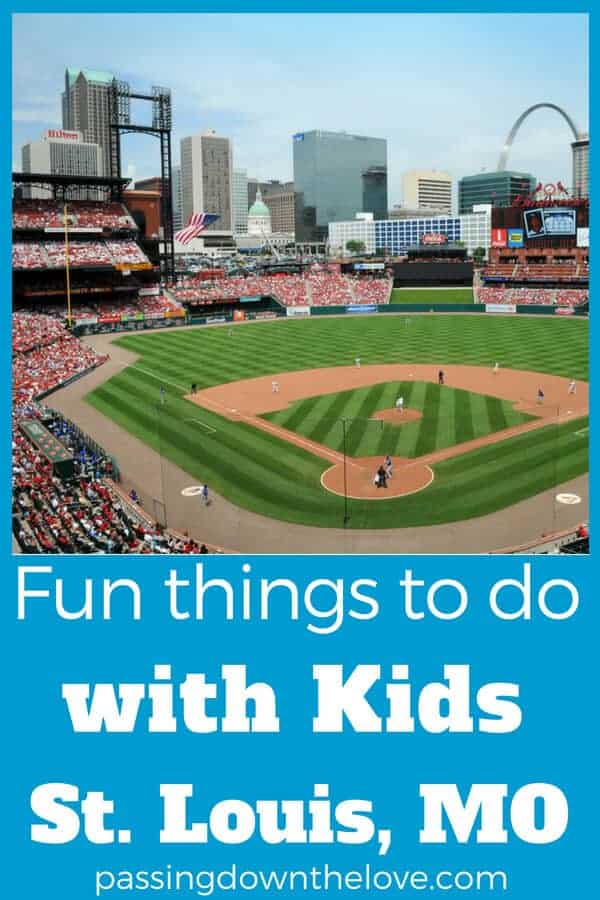 Fun things to do with kids in st louis mo