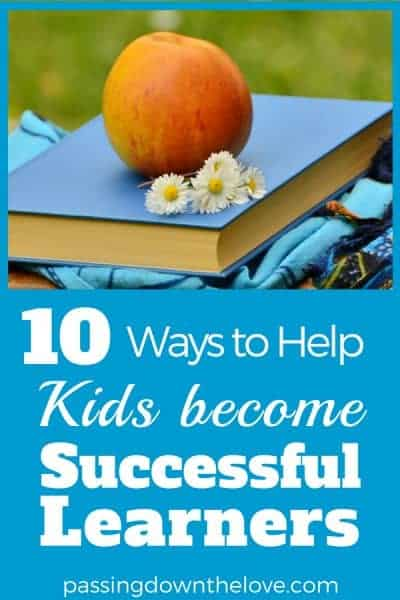 Help kids become successful learners