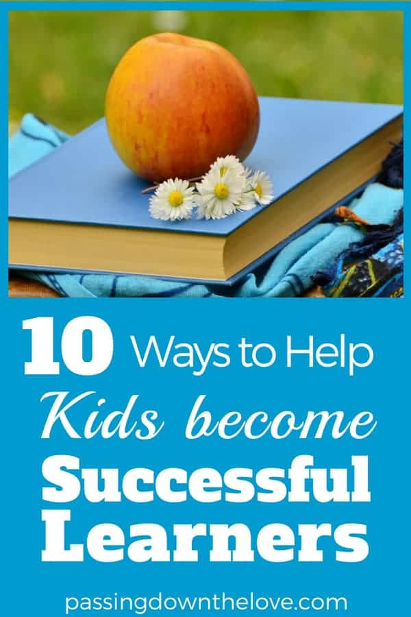 Help kids become successful learners