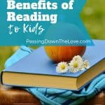 Important benefits of reading to kids