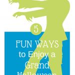 5 Ways to Enjoy a Halloween with the Grandchildren