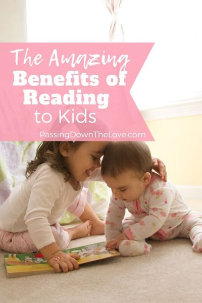 The Importance of Reading Books to Kids