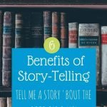 6 Benefits of Story-telling. Passing down family stories