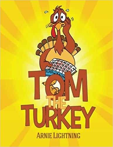 Thanksgiving books for kids: Tom the Turkey