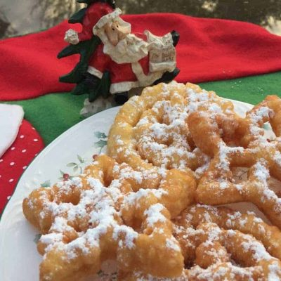 Funnel Cake Rosettes: Easy and Delicious Treats