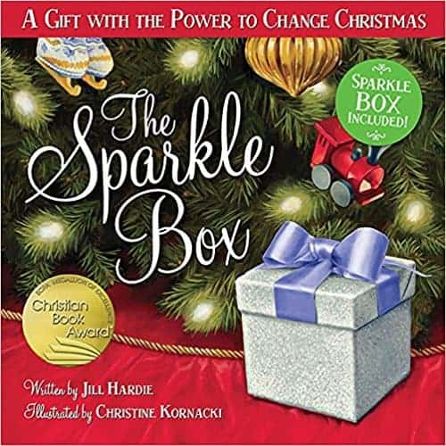 Christmas books for kids, The Sparkle Box book