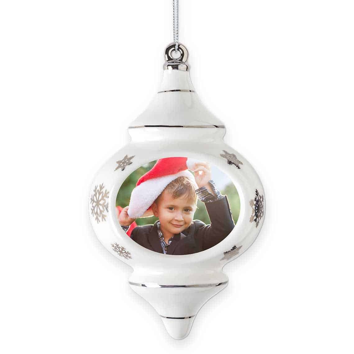 Ornament Gifts for new Grandmas personalized Christmas ornament