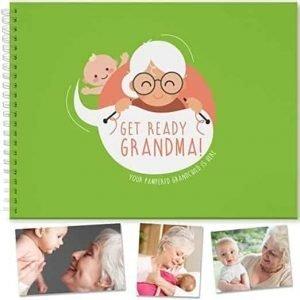 Grandma Brag Book gift