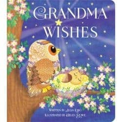 Book Grandma Wishes Gift for the new Grandma