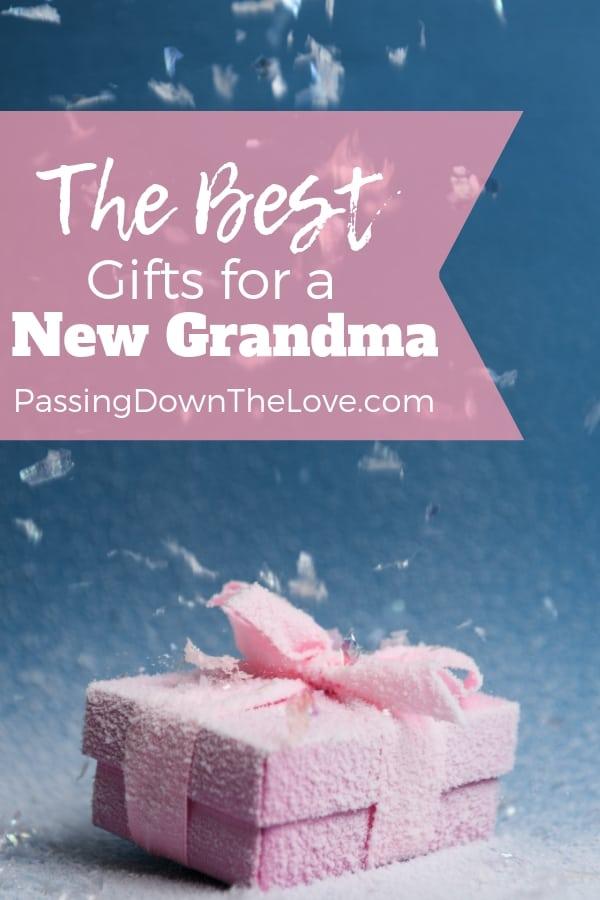 Best New Grandma Gifts