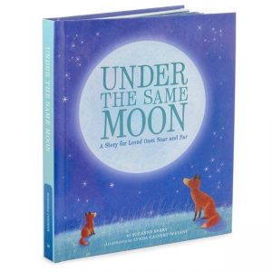 Gifts for new Grandma Under the Same Moon Recordable Book
