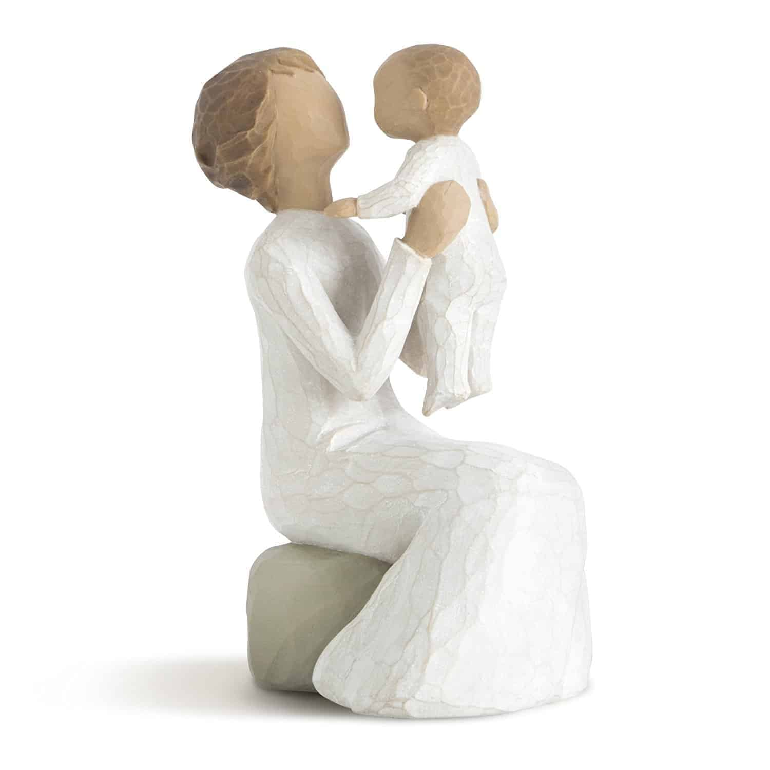 Willow Tree Figurine gifts for new Grandmothers