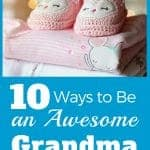Tips for a new grandma