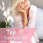 Top 10 secrets for new Grandmas