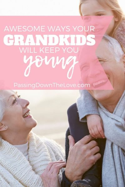 GRANDS KEEP YOU YOUNG