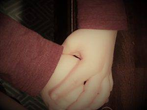 Lessons learned from Grandchildren - child's hands