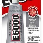 e6000 Adhesive for refrigerator magnets