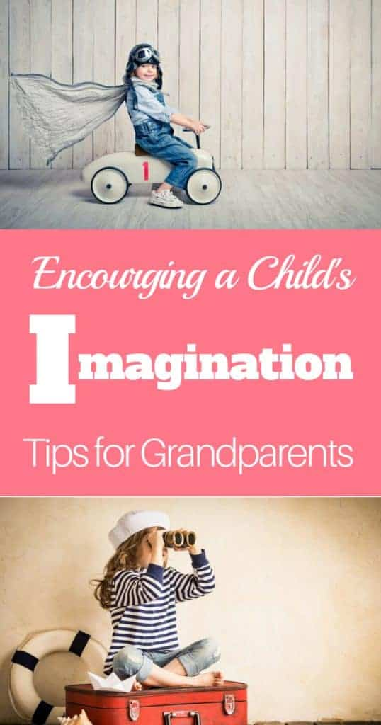 Encourage your kid's imagination