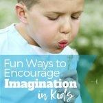 Encourage Kids Imagination