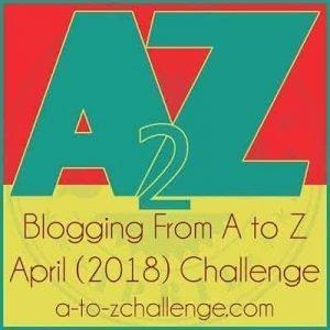 #AtoZChallenge2018