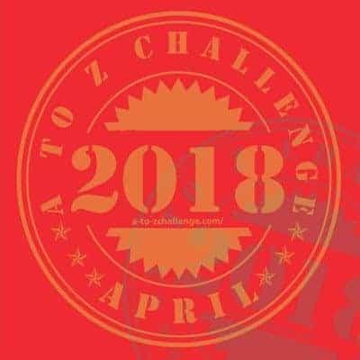 a-z challenge banner