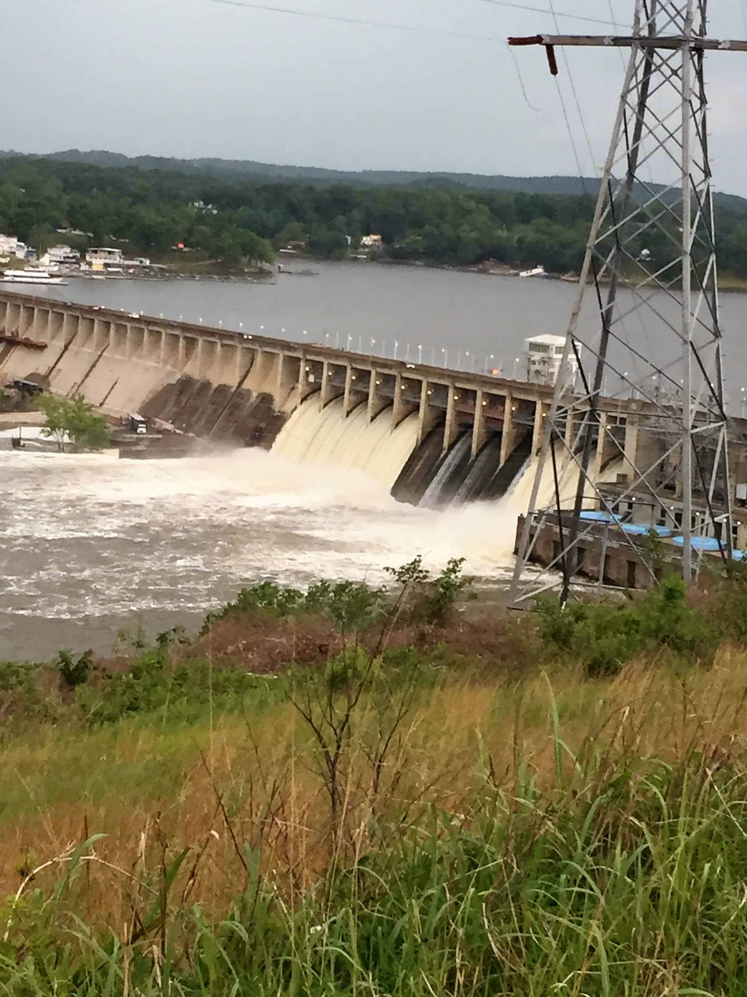 Bagnall Dam, Lake of the Ozarks, MO