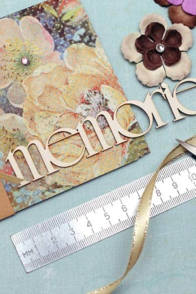 Easy DIY Projects for Memory Keeping