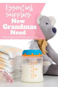 essential supplies for new Grandmas