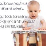 Kid with drums meme