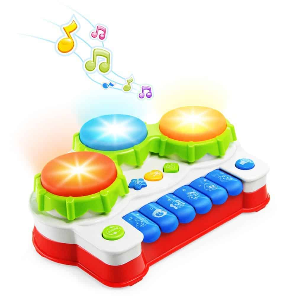 The most annoying toys for kids include this noisy piano.