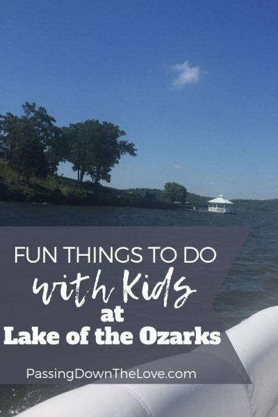 Awesome Things to do With Grandkids at Lake of the Ozarks