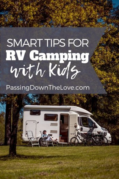 Have a Blast RVing with the Grandkids