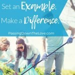 Make a difference Volunteering with Grandkids