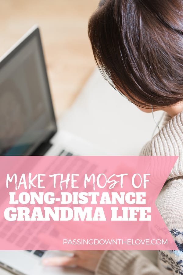 LONG DISTANCE GRANDMA LIFE