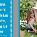 Quote about Grandchildren Lois Wyse
