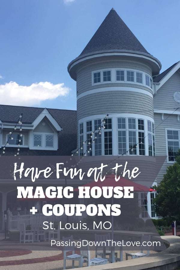 Visit the Magic House St. Louis with these coupons.
