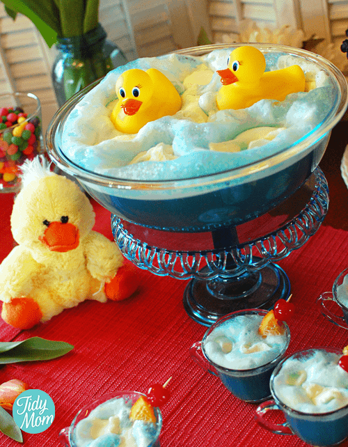 TidyMom Ducky Punch