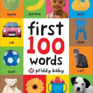 first 100 words book