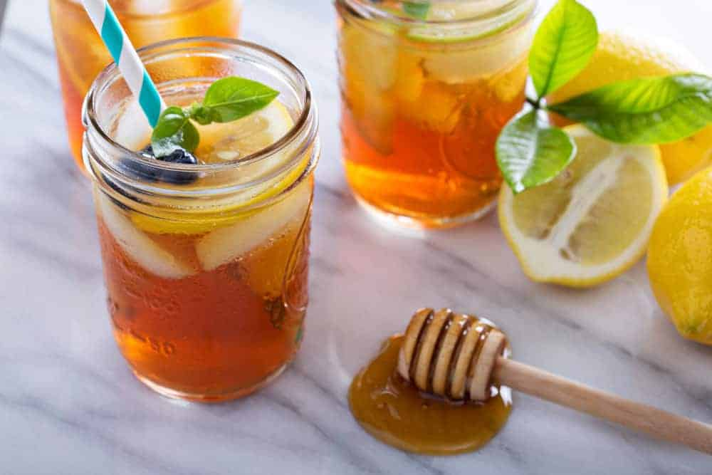 Kimberly's Sweet Tea Recipe