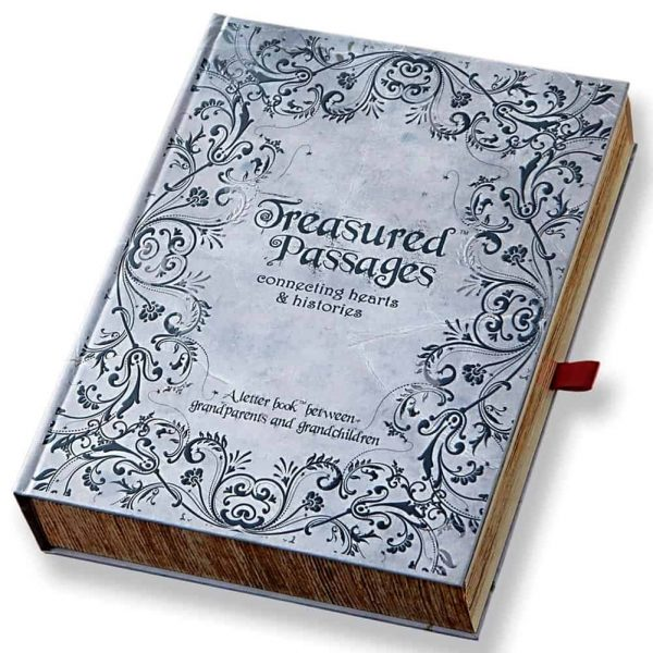 a grandparent and grandchild letter book set
